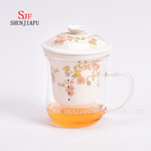 More Style and Colors Office Household Flower Tea Teacup