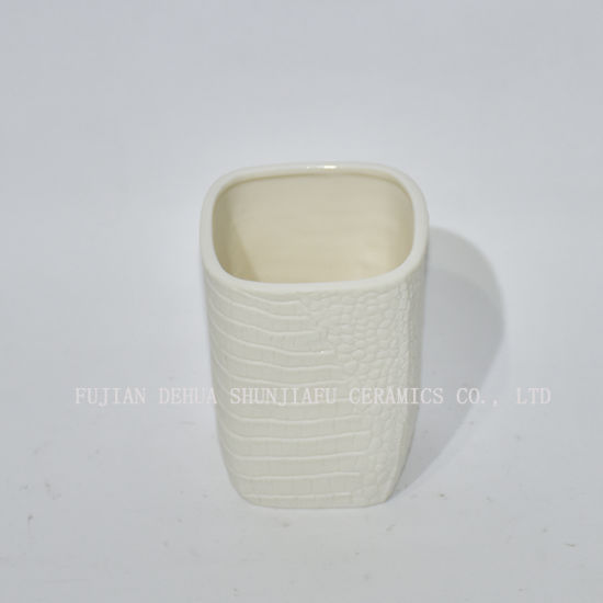 Ceramic Sanitary Ware/ 4 Pieces for Bathroom Decoration