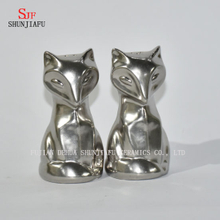 Salt and Pepper Shakers - Salt Shaker- Animal Designed Salt and Pepper Shakers
