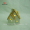 Small House Candlesticks Light House - Ceramic Candle Holder - E