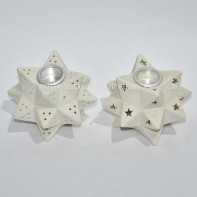 Multifunction Ceramic Candlestick, Home Decoration/Christmas Present.