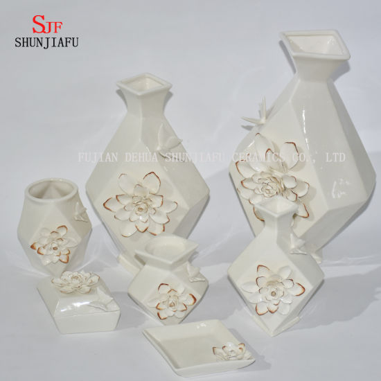 High End - a Series of Ceramic Vase /Flower Vase