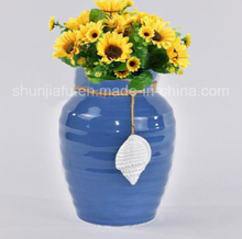 Ceramic Vase Ideal Gift for Party, Wedding, Home, , SPA (Blue)
