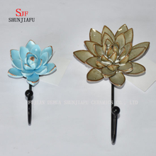 2017new Design / Creative with Flower Business Card Clip/Card Holder