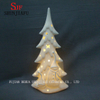 Ceramic Christmas Tree - LED Lighted Mini Tree