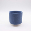 Various Colors Ceramic Candle Cup