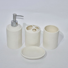 Hotel Use Set Four Bathroom Sanitary Accessory Bathroom Accessories Bathroom Set Ceramic