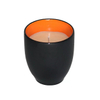 Various Colors black Ceramic Candle Cup