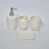 New Products Set Four Bathroom Sanitary Accessory Bathroom Accessories Bathroom Set Ceramic