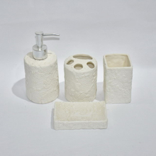 Promotional Gift Set Four Bathroom Sanitary Accessory Bathroom Accessories Bathroom Set Ceramic