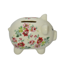 Different Color Hot Sale Piggy Money Box Ceramic Animal Shape Coin Bank Cute Wear a Skirt Pink Pig Ceramic Piggy Bank Home Decoration Children like ceramic piggy bank Animal style piggy bank