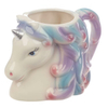 Unicorn-shaped ceramic beer cup