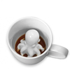 Bottom of cup Marine animal octopus Ceramic coffee cup