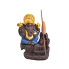 Customized Censer Holder Waterfall Flowing Smoke Backflow Ceramic Different Color Choose Ganesha Incense Burner